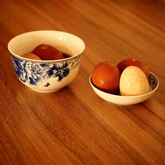营养红糖茶叶蛋