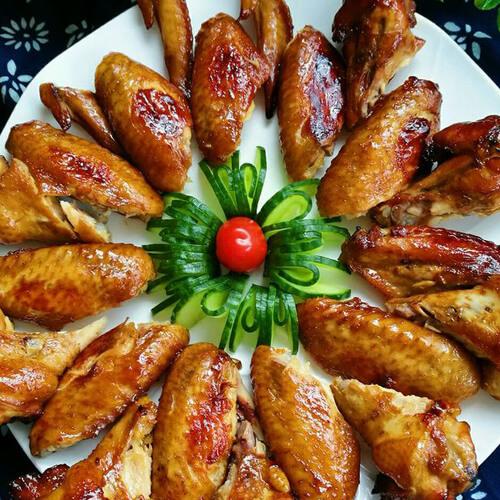 微波炉烤鸡