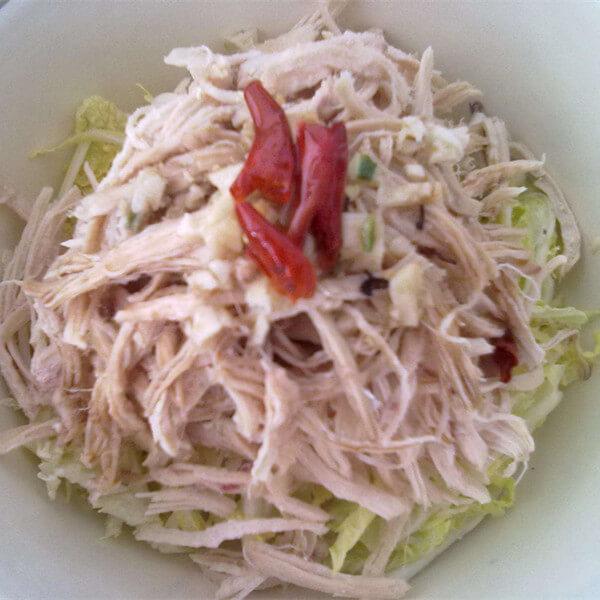 米豆皮炖白菜粉条