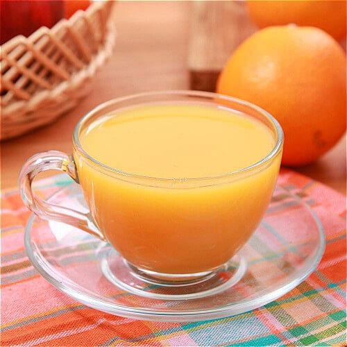 桃子苹果汁