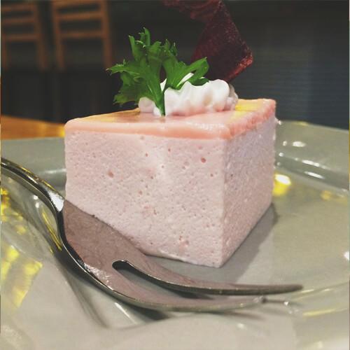 什锦磅蛋糕
