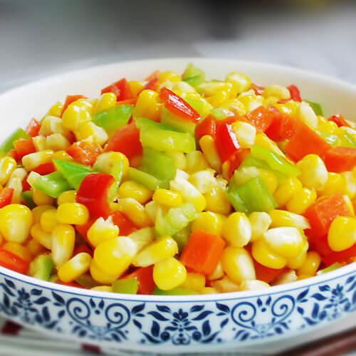 好吃的水果玉米