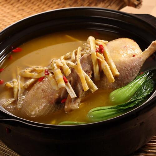 好喝的鸭汤