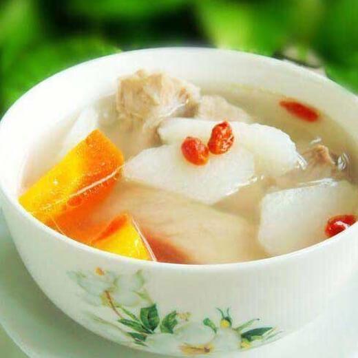 山药排骨玉米汤