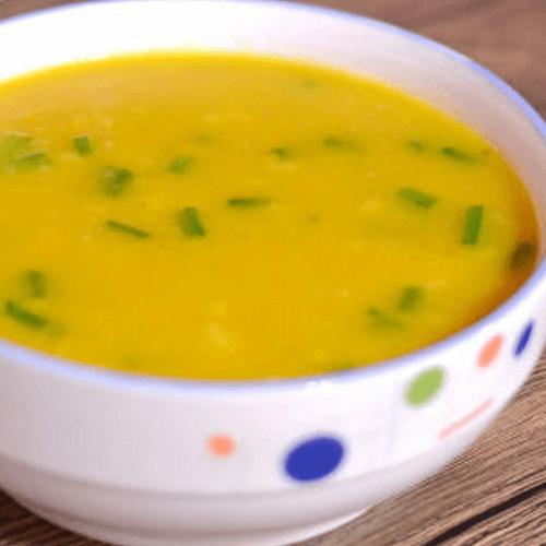 香葱南瓜汤