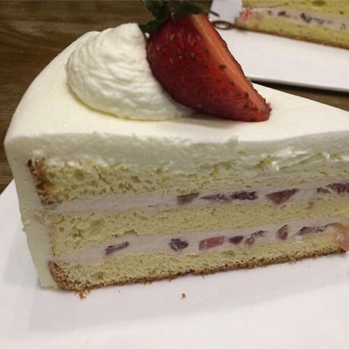 营养美食之酸奶蛋糕