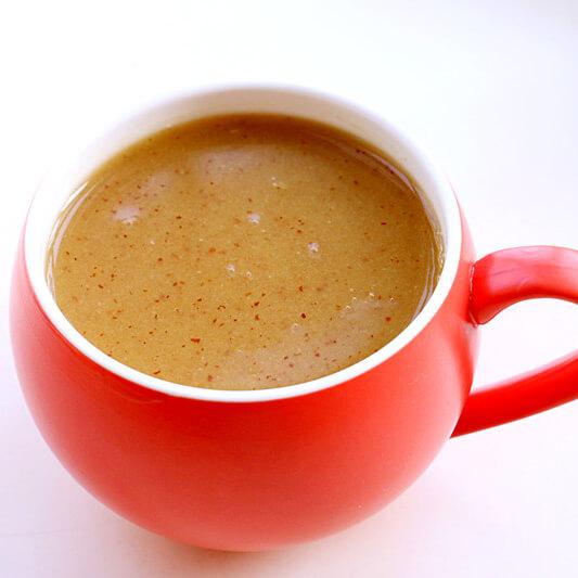 营养美味红枣银耳豆浆