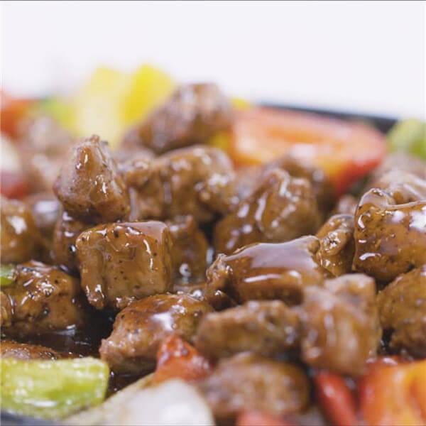 米酒黑椒烩牛肉