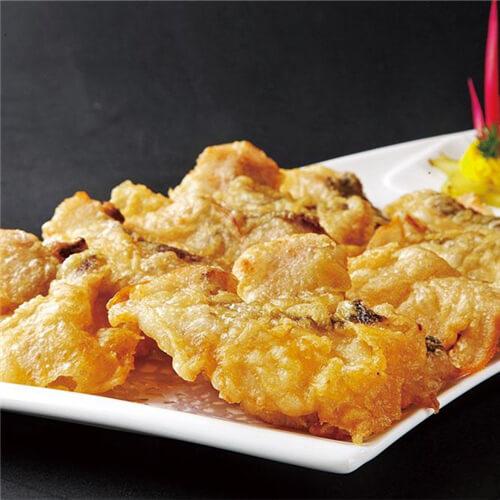 美味醋熘瓦块鱼