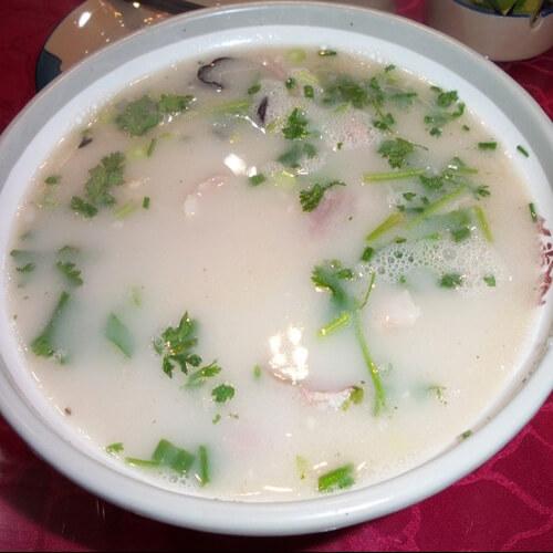 美味的羊汤
