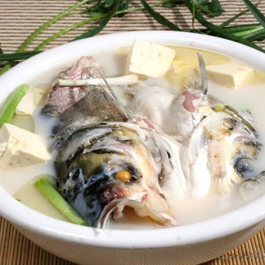 美味嘎丫鱼炖豆腐