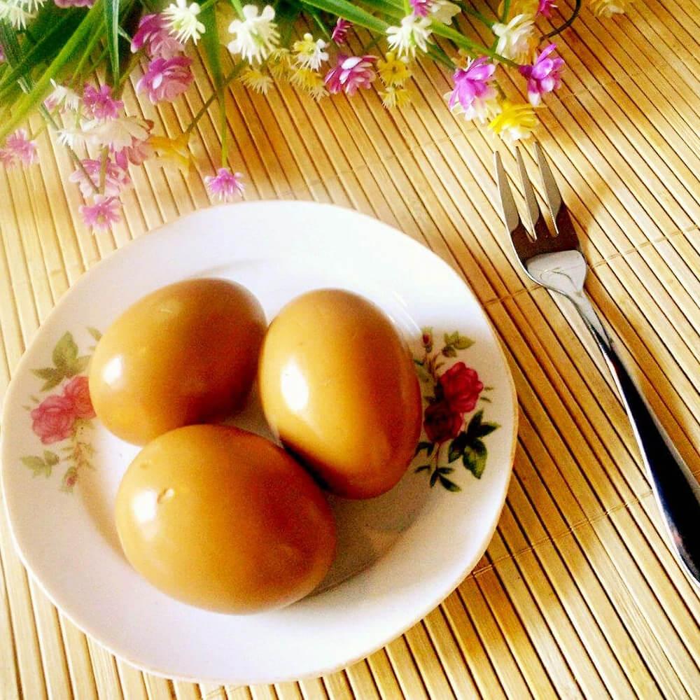卤蛋卤莲藕