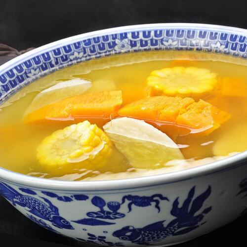 美味南瓜汤