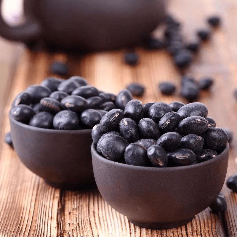 黑豆的功效与作用