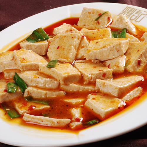 咖啡秀厨:千叶豆腐