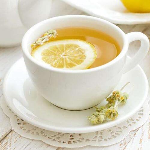 瘦身柠檬红茶