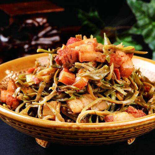 猪肉炖扁豆