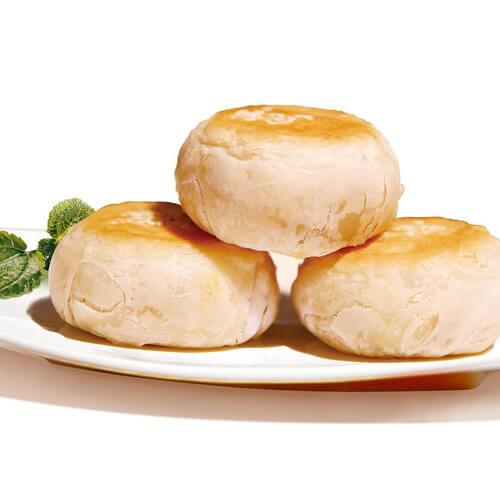 奶皇水晶饼