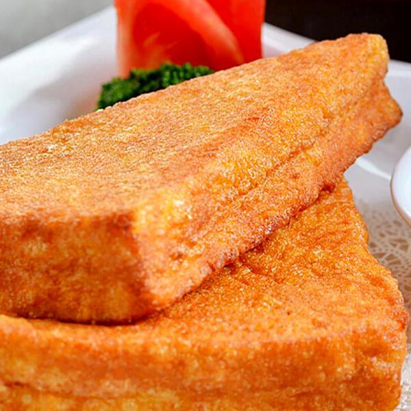 红薯西多士