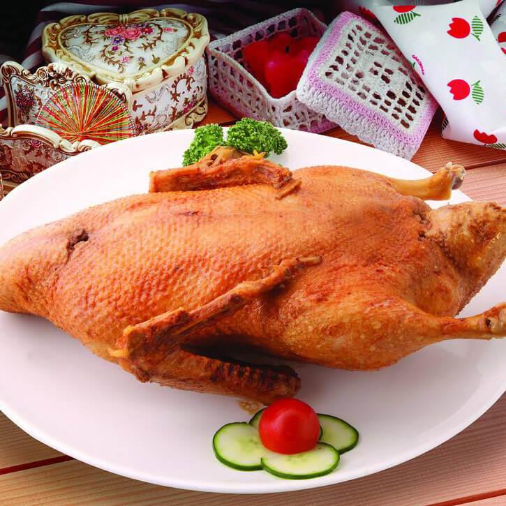 栗子香酥鸭