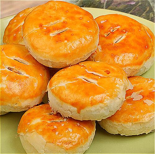 #营养美食#老婆饼