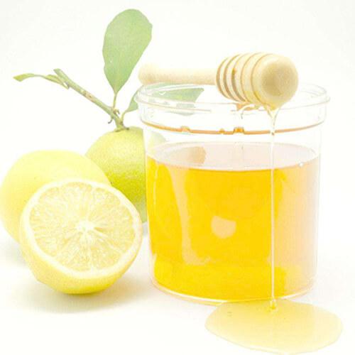 甜甜的柠檬蜂蜜
