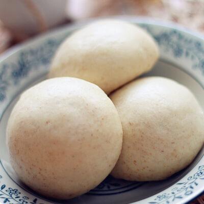 小麦胚芽奶香包