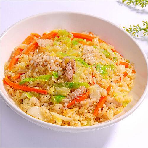 韩式鱿鱼之果妈下厨房--这道菜很辣哟
