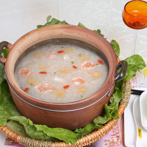 五谷百合汤