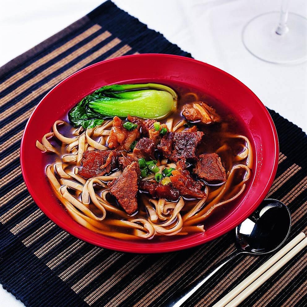 牛肉白菜汤面
