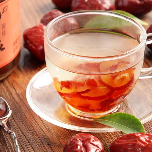 味道不错的桂圆红枣茶