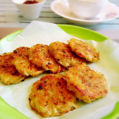 #回忆#土豆饼