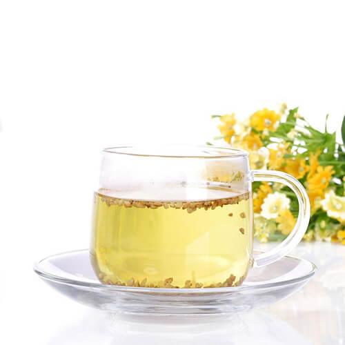 养生的薏仁茶