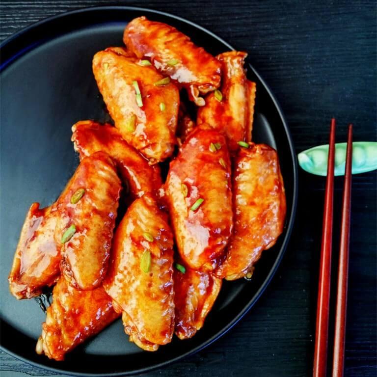 红糖煮鸡翅