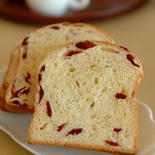 蔓越莓小面包块