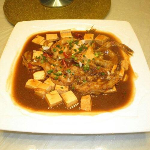 龙头鱼滚豆腐