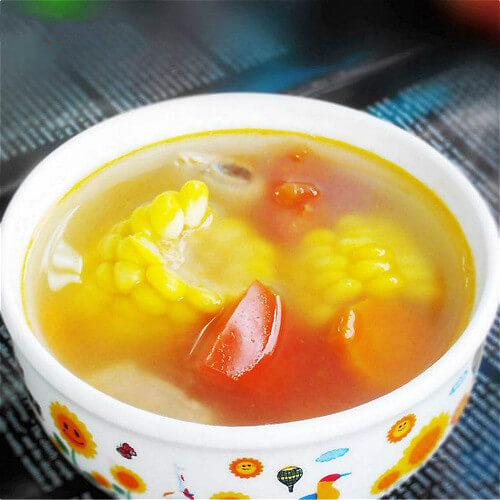 鸡骨头排骨胡萝卜汤