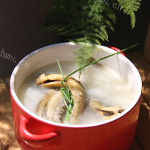 冬瓜滚泥鳅汤
