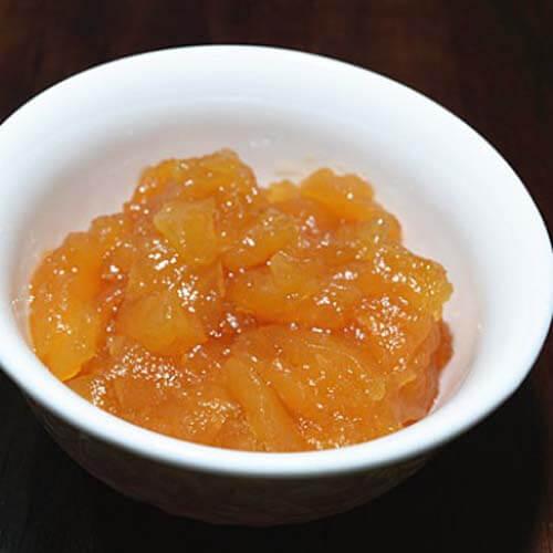 百香果苹果酱
