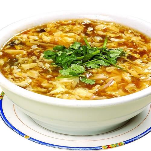 常吃不腻的酸辣汤