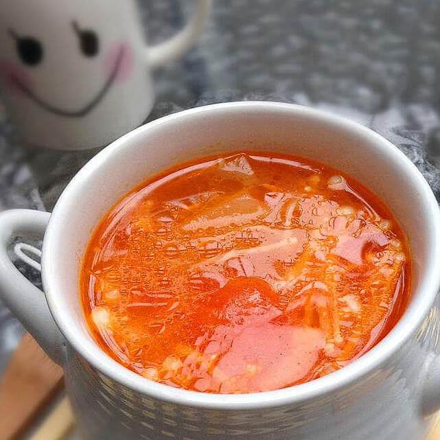 冬瓜金针菇汤