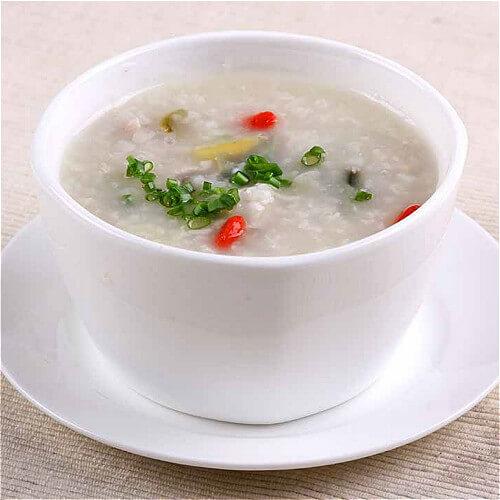 暖胃冬季养生粥