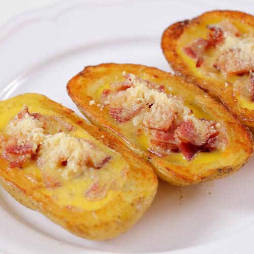 美味烤香辣排骨茄子土豆