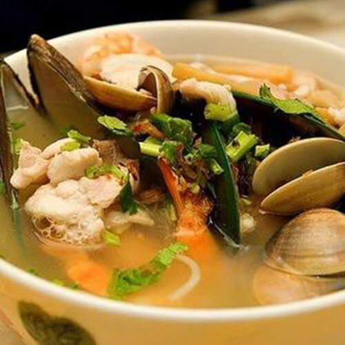 家有大厨之海鲜汤