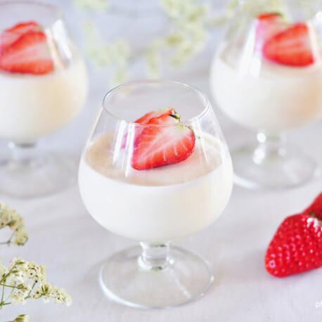 自制糖粉酸奶