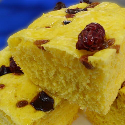 玉米面米粉发糕