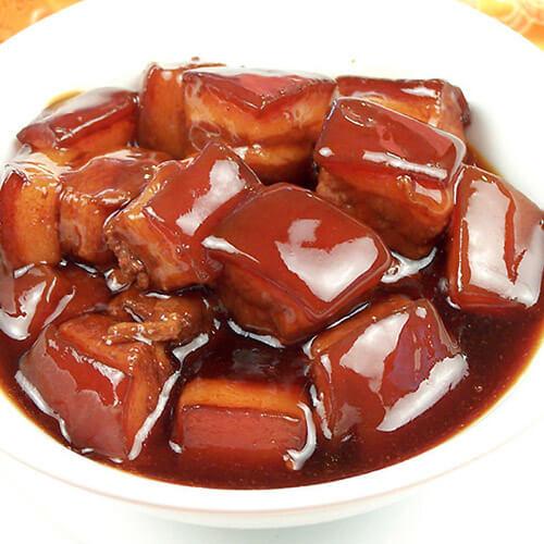 香甜红烧猪肉
