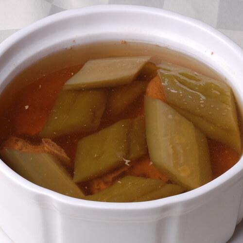 药膳苦瓜汤