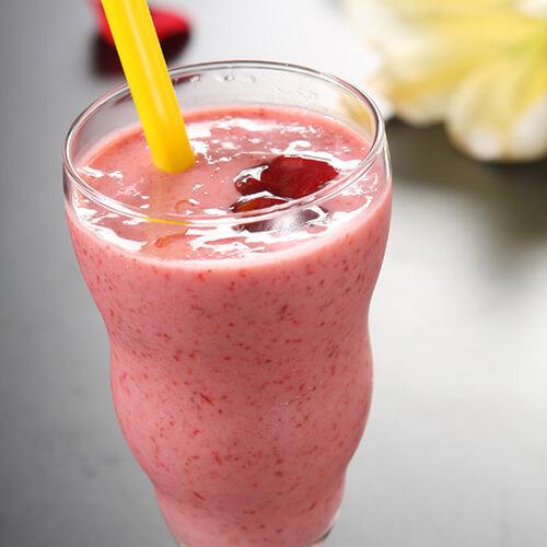 #记忆#草莓奶昔