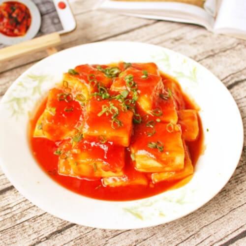 茄汁薯粉豆干